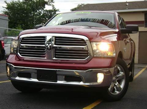 2015 RAM Ram Pickup 1500 for sale at Nationwide Auto Sales in Melvindale MI