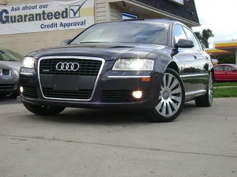 2006 Audi A8 L