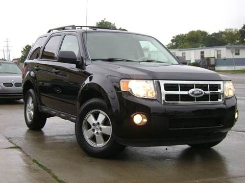 2010 Ford Escape for sale at Nationwide Auto Sales in Melvindale MI
