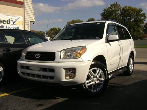 2002 Toyota RAV4 for sale at Nationwide Auto Sales in Melvindale MI