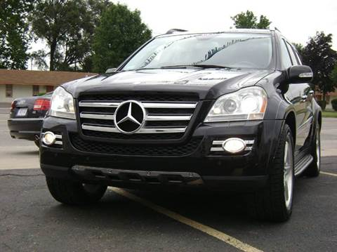 2008 Mercedes-Benz GL-Class for sale at Nationwide Auto Sales in Melvindale MI