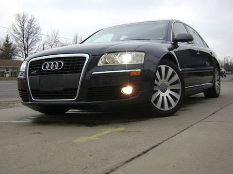 2007 Audi A8 L for sale at Nationwide Auto Sales in Melvindale MI