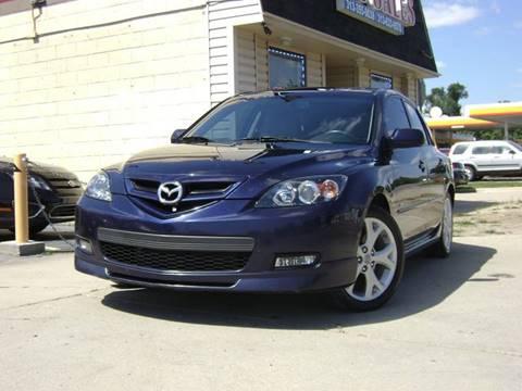 2008 Mazda MAZDA3 for sale at Nationwide Auto Sales in Melvindale MI