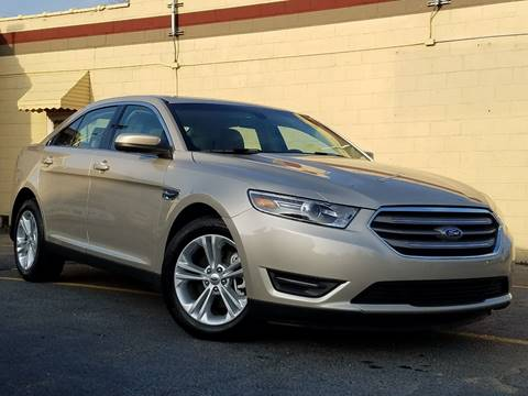 2017 Ford Taurus for sale at Nationwide Auto Sales in Melvindale MI