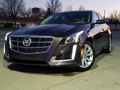 2014 Cadillac CTS for sale at Nationwide Auto Sales in Melvindale MI