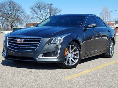 2016 Cadillac CTS for sale at Nationwide Auto Sales in Melvindale MI