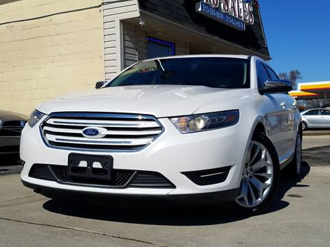 2015 Ford Taurus for sale at Nationwide Auto Sales in Melvindale MI