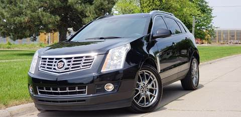 2015 Cadillac SRX for sale at Nationwide Auto Sales in Melvindale MI