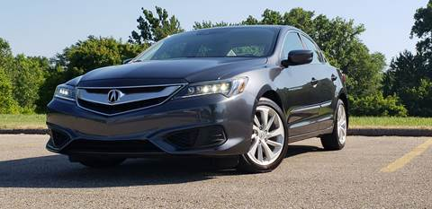 2016 Acura ILX for sale at Nationwide Auto Sales in Melvindale MI