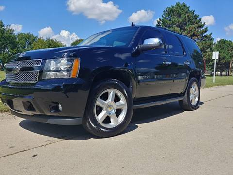 2008 Chevrolet Tahoe for sale at Nationwide Auto Sales in Melvindale MI
