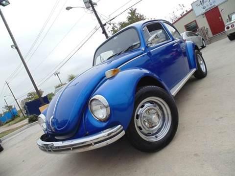 1971 Volkswagen Beetle for sale in Houston, TX