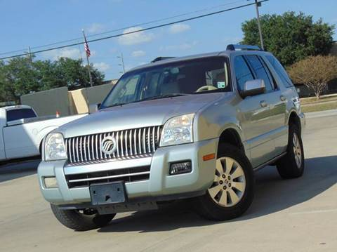 2006 Mercury Mountaineer for sale in Houston, TX