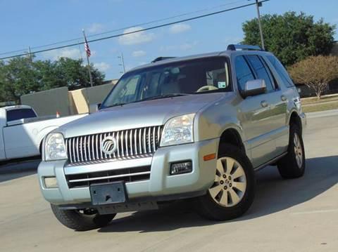 2006 Mercury Mountaineer for sale in Houston, TX