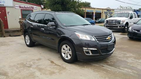 2014 Chevrolet Traverse for sale in Houston, TX