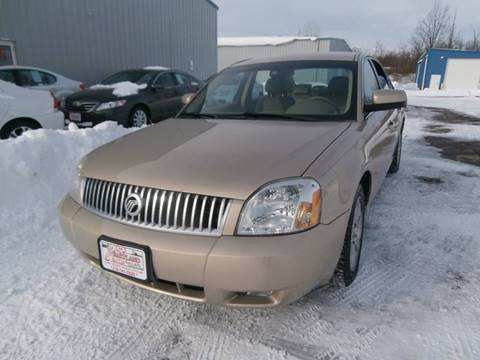 2007 Mercury Montego for sale in Medina, OH
