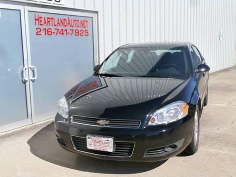 2011 Chevrolet Impala for sale in Medina, OH