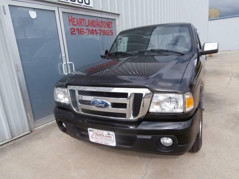 2009 Ford Ranger for sale in Medina, OH