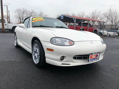 2000 Mazda Mx 5 Miata For Sale In Kentucky Carsforsale
