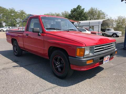 Perfect 1988 Toyota Pickup For Sale In Union Gap, WA