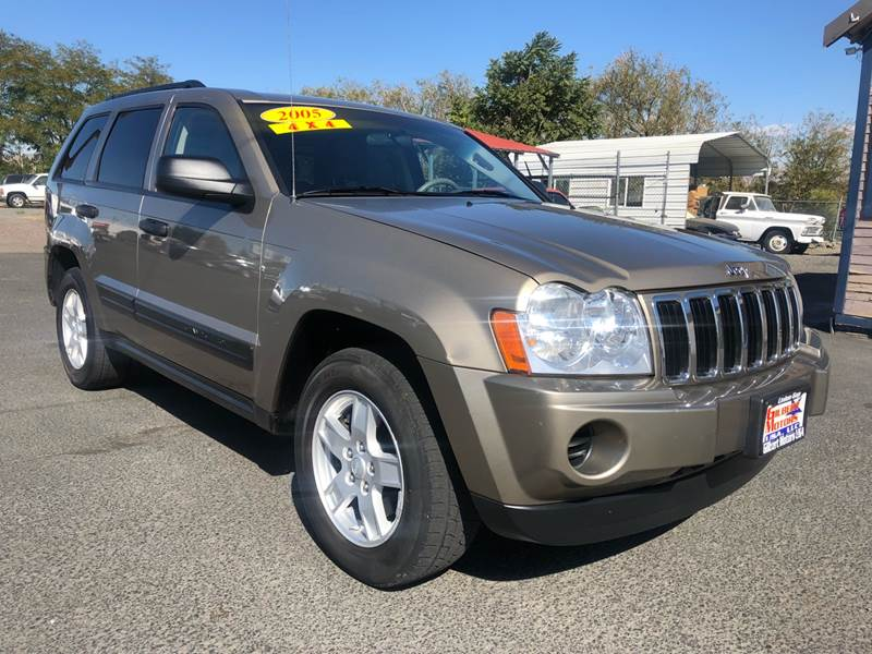 2005 Jeep Grand Cherokee 4dr Laredo 4WD SUV   Union Gap WA