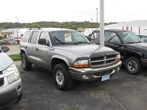 1999 Dodge Durango for sale in Mankato, MN
