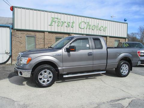 2011 Ford F-150 for sale in Greenville, SC