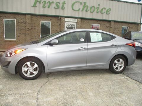 First Choice Auto Used Cars Greenville Sc Dealer