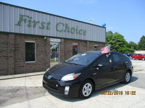 2011 Toyota Prius for sale in Greenville, SC