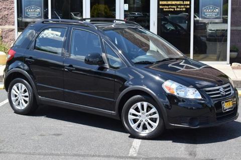 2013 Suzuki SX4 Crossover for sale in Easton, PA