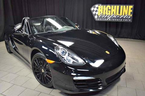 2013 Porsche Boxster for sale in Easton, PA
