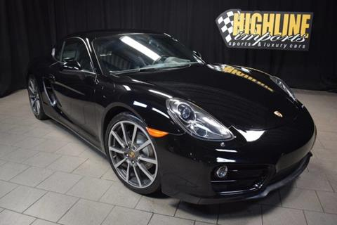 2014 Porsche Cayman for sale in Easton, PA