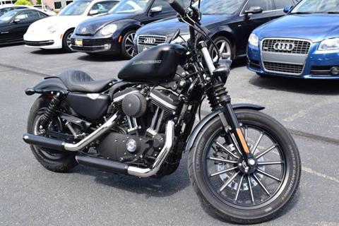 2011 Harley-Davidson Sportster for sale in Easton, PA