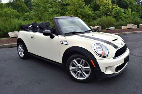 Mini Cooper Convertible For Sale >> 2012 Mini Cooper Convertible For Sale In Easton Pa