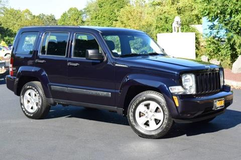 2011 Jeep Liberty for sale in Easton, PA
