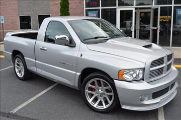 2004 Dodge Ram Pickup 1500 SRT-10 for sale in Easton, PA