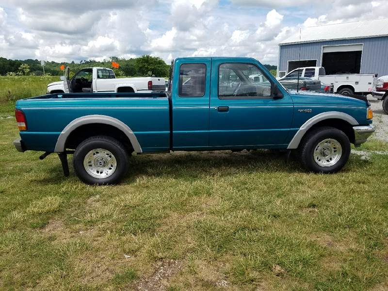 1993 Ford Ranger 2dr XLT 4WD Extended Cab SB - Logan OH