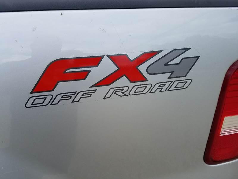 2005 Ford F-150 4dr SuperCab XLT 4WD Styleside 6.5 ft. SB - Logan OH