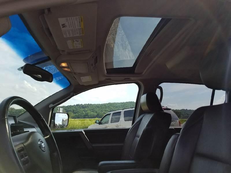 2005 Nissan Armada LE 4dr SUV - Logan OH