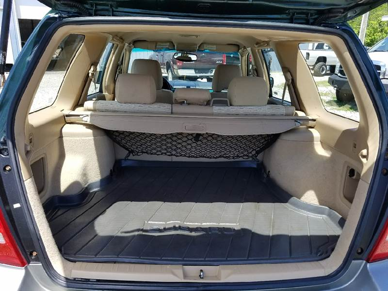 2004 Subaru Forester AWD XS 4dr Wagon - Logan OH