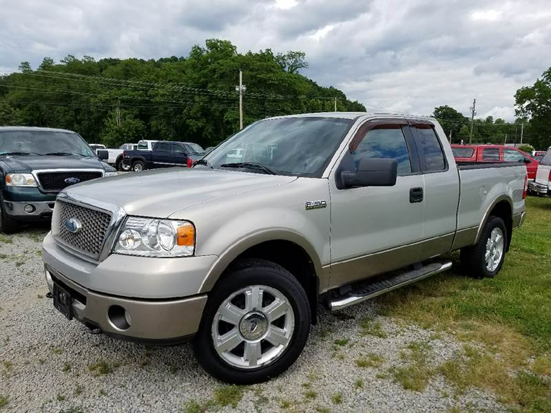 2006 Ford F-150 Lariat 4dr SuperCab 4WD Styleside 6.5 ft. SB - Logan OH