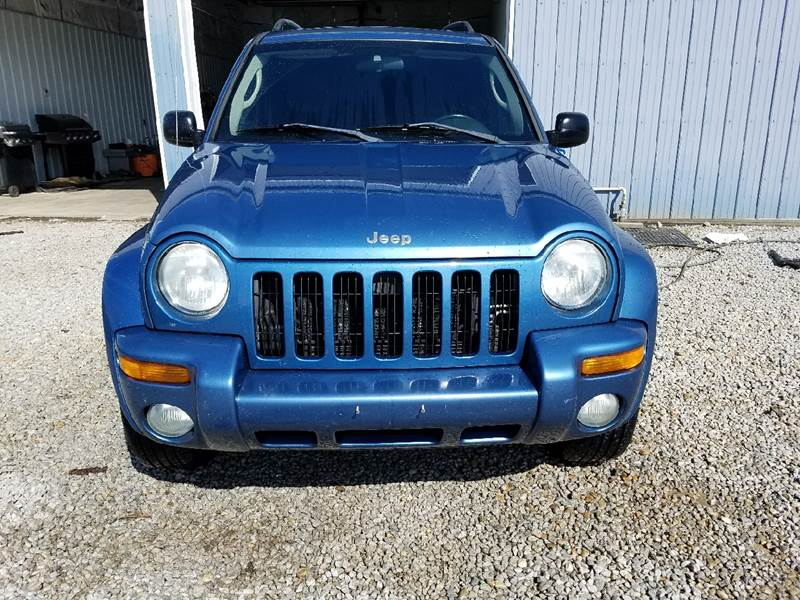 2003 Jeep Liberty Limited 4WD 4dr SUV - Logan OH