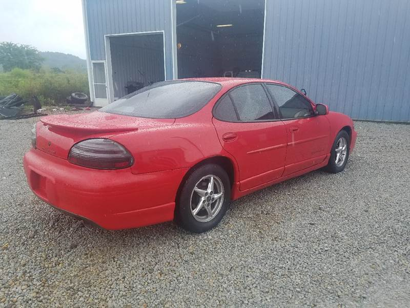 2001 Pontiac Grand Prix GT 4dr Sedan - Logan OH