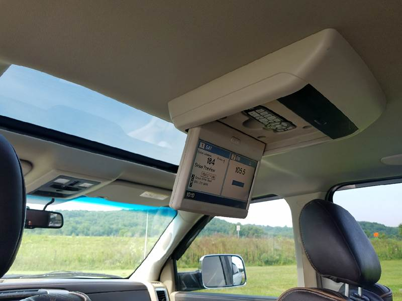 2011 RAM Ram Pickup 2500 4x4 Laramie Longhorn 4dr Crew Cab 6.3 ft. SB Pickup - Logan OH