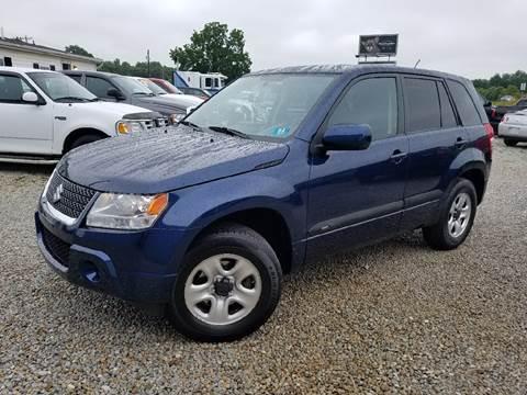 2012 Suzuki Grand Vitara for sale in Logan, OH