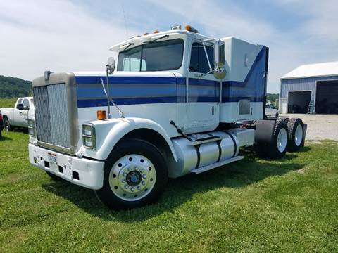 1991 International 9000 Conventional Semi for sale in Logan, OH