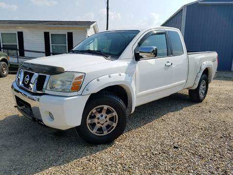 2004 Nissan Titan for sale in Logan, OH