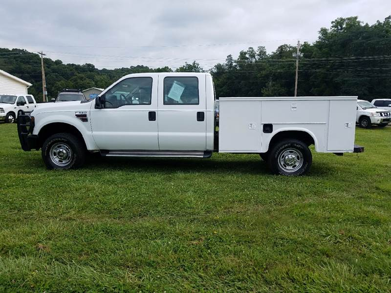 2008 Ford F-350 Super Duty XL 4dr Crew Cab 4WD SB - Logan OH
