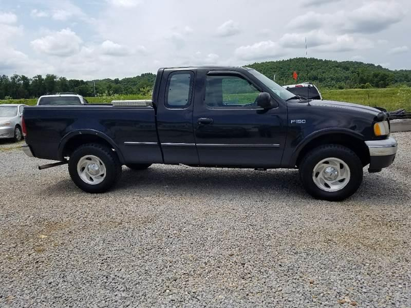 1997 Ford F-150 3dr XLT 4WD Extended Cab SB - Logan OH
