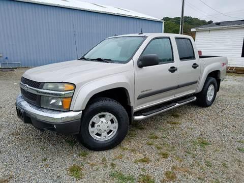 2004 Chevrolet Colorado for sale in Logan, OH