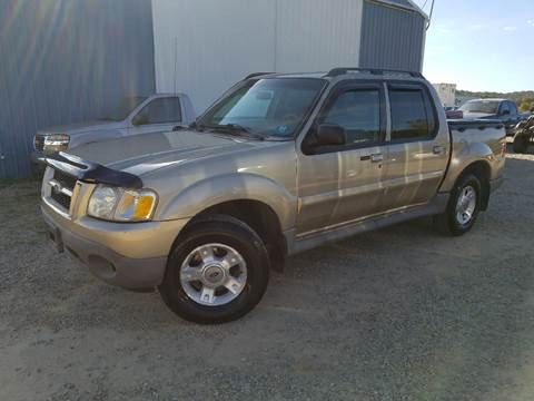 2001 Ford Explorer Sport Trac for sale in Logan, OH